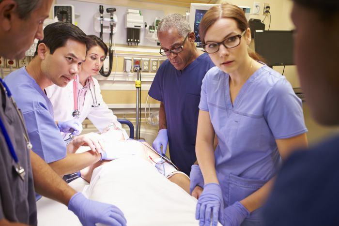 Critical Care Provider
