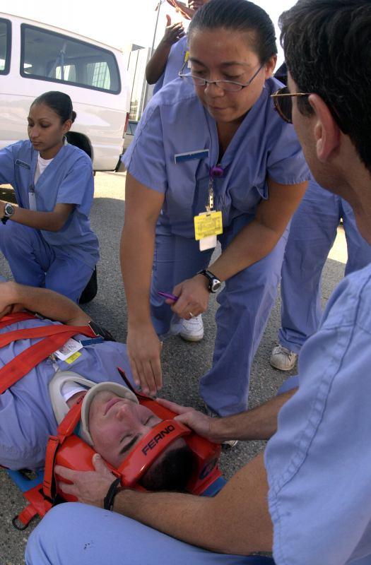 TRAUMA Advanced Trauma care course (ATCC)
